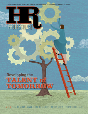 HR Professional January 2013