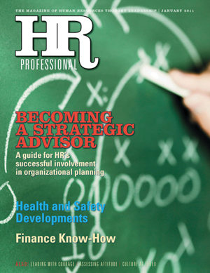 HR Professional January 2011