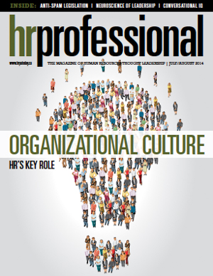 HRPro Cover July/august 2014
