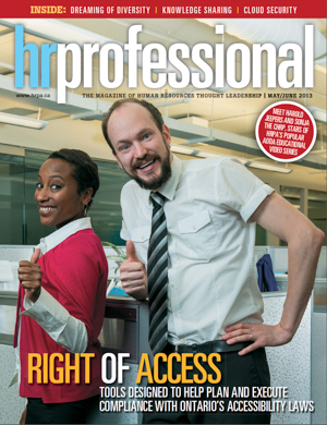 HR Professional May 2013